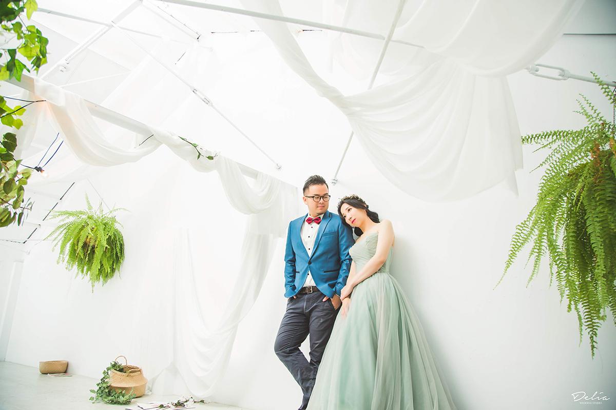 Mr.Duke杜克先生, 中壢婚紗, 婚紗攝影工作室, 日本新人, 海外台灣婚紗, 自助婚紗, 魚小魚攝影棚